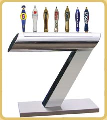 Lucky Seven 7 Draft Beer Tower