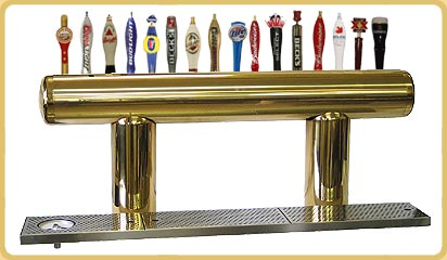 Pulsar 16 Faucetst Draft Beer Tower
